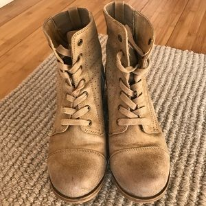 Roxy Ankle High Boots